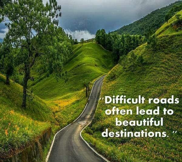 DifficultRoads