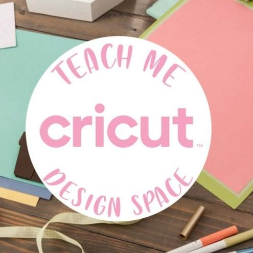 Teach Me Cricut Design Space