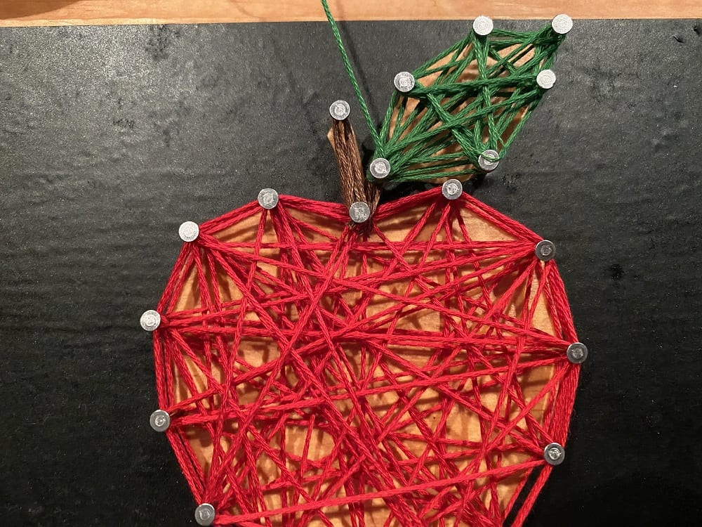 Teacher String Art