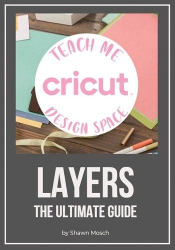 Cricut layers guide
