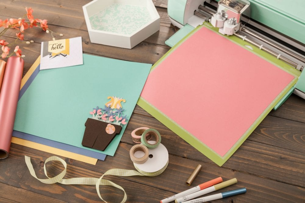 Teach Me Cricut Design Space Shawn Mosch Class crafting supplies craft essentials