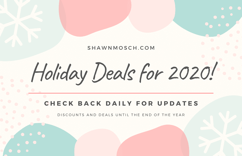 Holiday Deals 2020