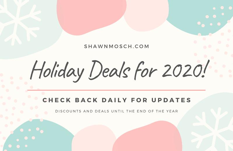 Holiday Deals 2020