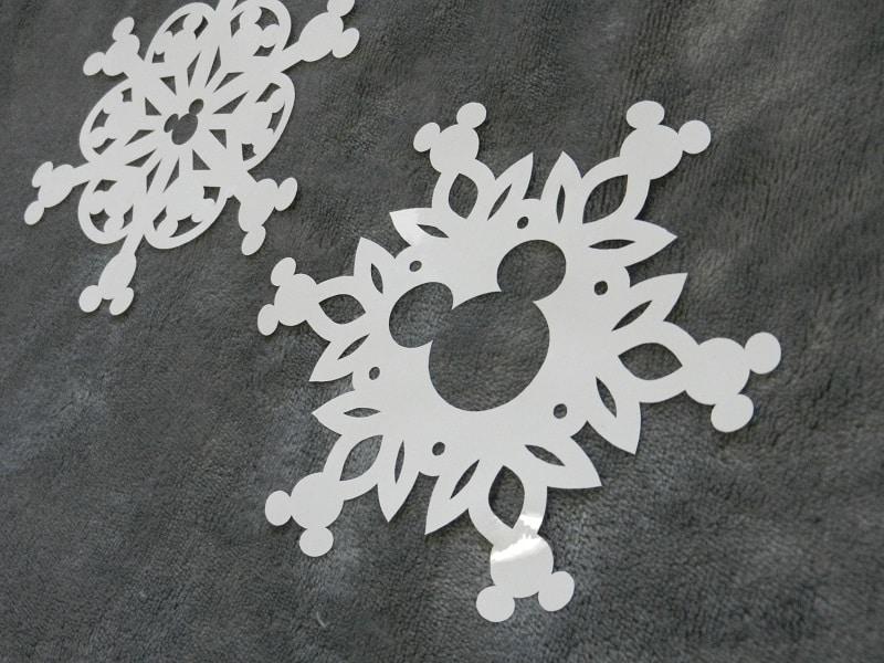 Mickey Mouse Snowflake