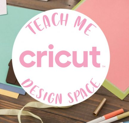 Teach Me Cricut Design Space class