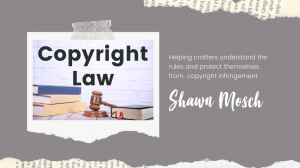 copyright law Cricut craft