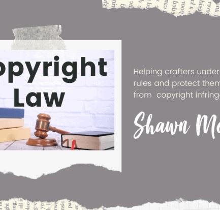 copyright law Cricut craft