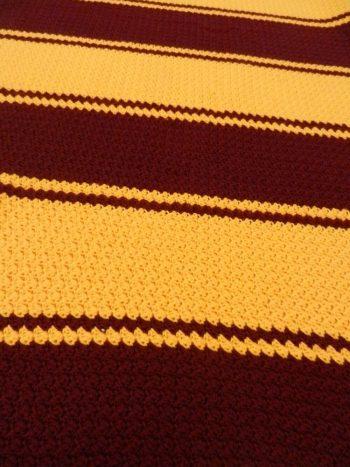 team colors blanket
