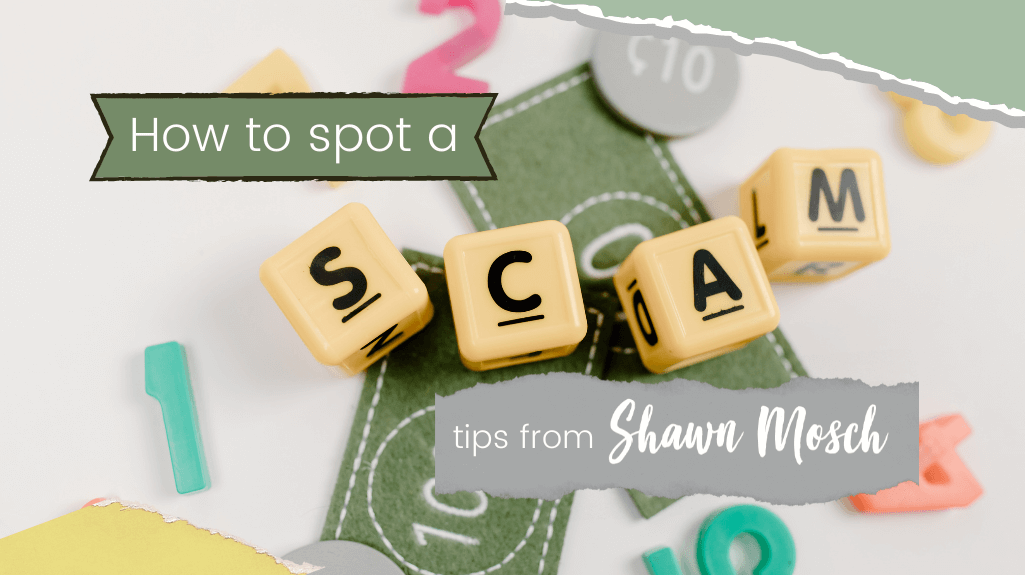 scam scammer spot a scam fraud scams